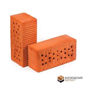 Полнотелый кирпич керамический утолщенный